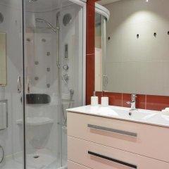 Отель Flat in Porto- Boavista Апартаменты разные типы кроватей фото 19