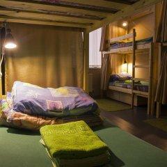 Nice Hostel Кровать в общем номере фото 11