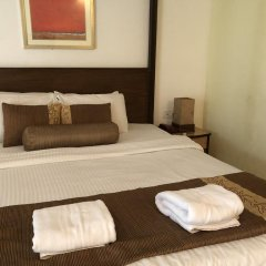 Отель Alegria - The Goan Village сейф в номере