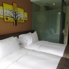 Отель Travelodge Harbourfront Singapore спа