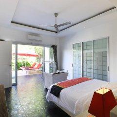 Отель Aleesha Villas 3* Вилла Премиум с различными типами кроватей фото 10