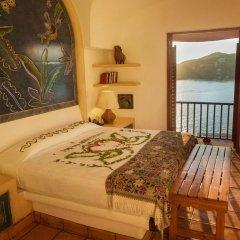 Отель La Casa Que Canta 5* Люкс Премиум с различными типами кроватей фото 2