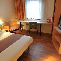 Отель ibis Gent Centrum St-Baafs Kathedraal 3* Стандартный номер с различными типами кроватей фото 4