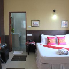 Mook Anda Hotel 2* Стандартный номер с различными типами кроватей фото 16