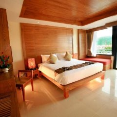 Отель Honey Resort 3* Номер Делюкс с двуспальной кроватью фото 4
