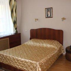 Гостиница Шансон 3* Стандартный номер двуспальная кровать фото 3
