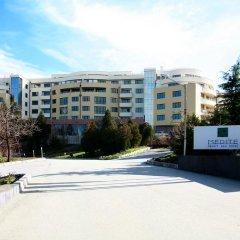 Отель Apart Hotel Medite Болгария, Сандански - отзывы, цены и фото номеров - забронировать отель Apart Hotel Medite онлайн парковка