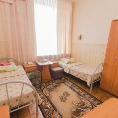 Гостиница Русь Номер Эконом разные типы кроватей фото 5