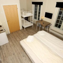 Airport Motel & Apartment Hostel комната для гостей фото 3