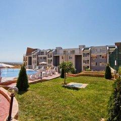 Отель Sunset Complex Болгария, Кошарица - отзывы, цены и фото номеров - забронировать отель Sunset Complex онлайн пляж