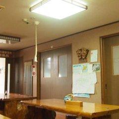 Отель Minshuku Maeakuso Япония, Якусима - отзывы, цены и фото номеров - забронировать отель Minshuku Maeakuso онлайн интерьер отеля