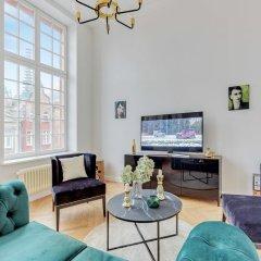 Отель Kapart Apartament Sw. Ducha Польша, Гданьск - отзывы, цены и фото номеров - забронировать отель Kapart Apartament Sw. Ducha онлайн комната для гостей фото 4