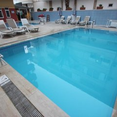 Отель Damlatas Elegant Аланья бассейн фото 3