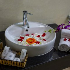 Отель Han Huyen Homestay 2* Номер Делюкс фото 8