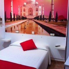 Отель Hostal Comercial Стандартный номер с двуспальной кроватью фото 17
