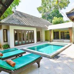 Отель Baan Khao Hua Jook 3* Вилла Делюкс с различными типами кроватей фото 5
