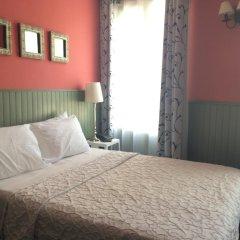 Отель Hôtel Monte Carlo 2* Стандартный номер с различными типами кроватей фото 9