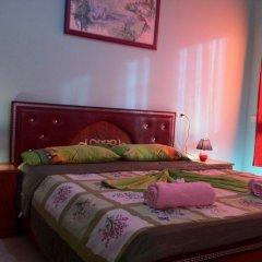 Отель Guesthouse Aliger Люкс с различными типами кроватей