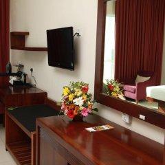Mirage Hotel Colombo 4* Стандартный номер с различными типами кроватей фото 10