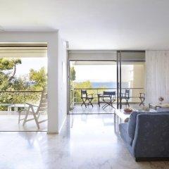 Отель Kavouri Flat Греция, Афины - отзывы, цены и фото номеров - забронировать отель Kavouri Flat онлайн комната для гостей фото 3