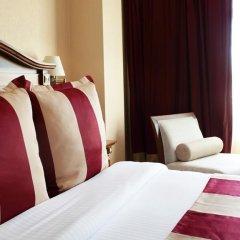 Гостиница Crowne Plaza Minsk 5* Стандартный номер двуспальная кровать фото 8