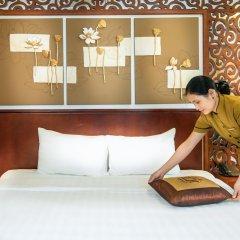 Отель May de Ville Old Quarter 4* Улучшенный номер с различными типами кроватей
