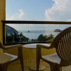 Отель Fontan Ixtapa Beach Resort 3* Стандартный номер с различными типами кроватей