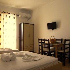 Отель Family Hotel Haruni Албания, Ксамил - отзывы, цены и фото номеров - забронировать отель Family Hotel Haruni онлайн комната для гостей фото 4