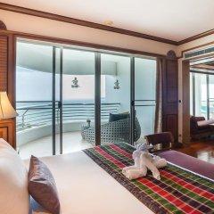 Royal Cliff Grand Hotel 5* Номер категории Премиум с различными типами кроватей фото 5