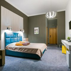Гостиница Beton Brut 4* Панорамный номер с двуспальной кроватью фото 2
