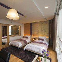 Pathumwan Princess Hotel 5* Стандартный номер с различными типами кроватей фото 10