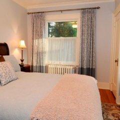 Отель Haddon House Bed & Breakfast Канада, Бурнаби - отзывы, цены и фото номеров - забронировать отель Haddon House Bed & Breakfast онлайн комната для гостей фото 3