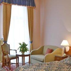 Отель Kolonada 4* Улучшенный номер с различными типами кроватей фото 3