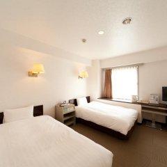 Отель Sunline Oohori Фукуока комната для гостей фото 4