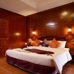 Отель Royal Phawadee Village 4* Улучшенный номер фото 3
