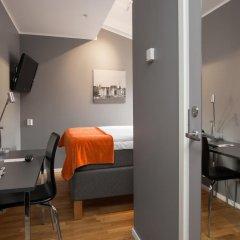 Отель Connect Hotel City Швеция, Стокгольм - 2 отзыва об отеле, цены и фото номеров - забронировать отель Connect Hotel City онлайн удобства в номере фото 2