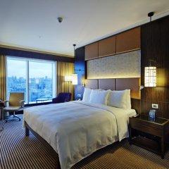 Отель Hilton Baku 5* Стандартный номер разные типы кроватей фото 2