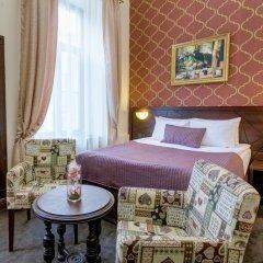 Мини-Отель Big Marine 4* Улучшенный номер с двуспальной кроватью фото 3
