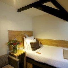 Отель Catalonia Vondel Amsterdam 4* Одноместный номер с различными типами кроватей фото 2