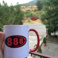 Отель 888 балкон