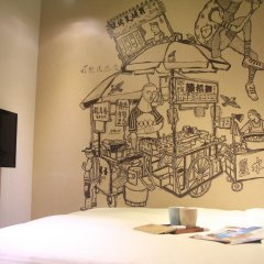 Cho Hotel 3* Стандартный номер с двуспальной кроватью фото 3