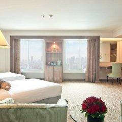 Baiyoke Sky Hotel 4* Стандартный номер с двуспальной кроватью фото 2