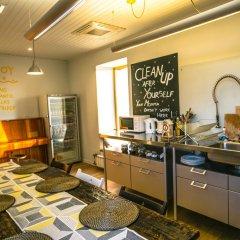 FJC Loft Hostel Кровать в общем номере с двухъярусной кроватью фото 8