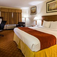 Отель Best Western Lakewood Inn 2* Стандартный номер с различными типами кроватей фото 6