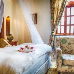 The Seyyida Hotel and Spa 4* Люкс с различными типами кроватей фото 5