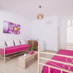 Отель Bella Santorini Studios 4* Стандартный номер с различными типами кроватей фото 6