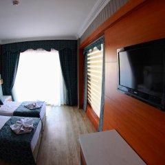 Mehtap Beach Hotel 3* Улучшенный номер с различными типами кроватей фото 3