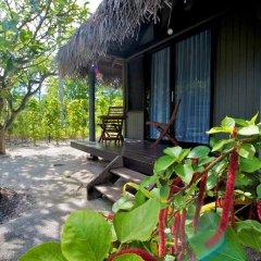 Отель Maitai Rangiroa 3* Бунгало с различными типами кроватей фото 3