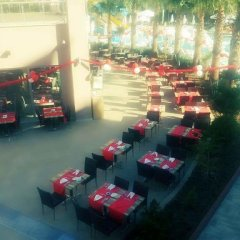 Side Lilyum Hotel & Spa Турция, Сиде - отзывы, цены и фото номеров - забронировать отель Side Lilyum Hotel & Spa онлайн приотельная территория