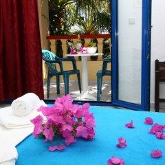 Palm Bay Hotel 2* Стандартный номер с двуспальной кроватью фото 4
